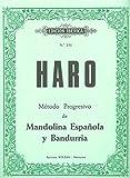 HARO F. - Metodo para Bandurria o Mandolina