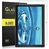 IVSO Lenovo Tab4 10 Cristal Templado Protector,[Crystal Claridad] [Resistente a las rayaduras] [No-burbuja Instalación simple] para Lenovo TAB4 10 (No para Lenovo TAB 4 X103F) (1 Pack)