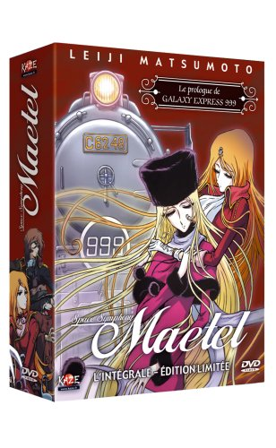 Space Symphony Maetel - Intégrale Collector ( Collection Leiji Matsumoto ) [Édition Limitée]