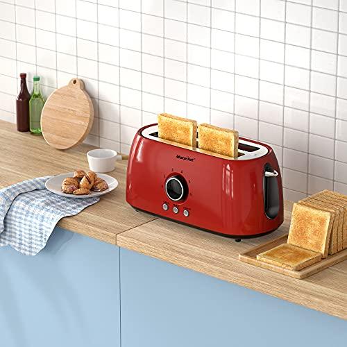 morpilot Toaster 4 Scheiben