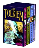 Tolkien Fantasy Tales Box Set (The Tolkien Reader/The Silmarillion/Unfinished Tales/Sir Gawain and the Green Knight)