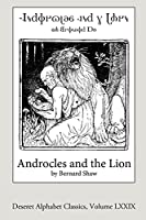 Androcles and the Lion (Deseret Alphabet edition)