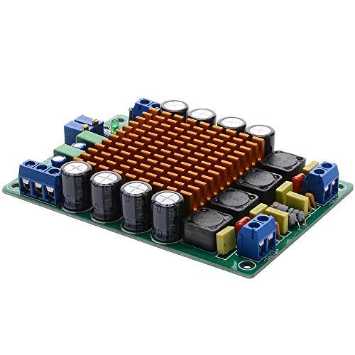 HiLetgo TK2050 Dual Channel Class T Digital Stereo Audio Digital Amplifier Board HIFI Stereo Audio AMP Board 50W+50W DC19V