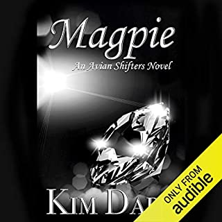 Magpie audiobook cover art
