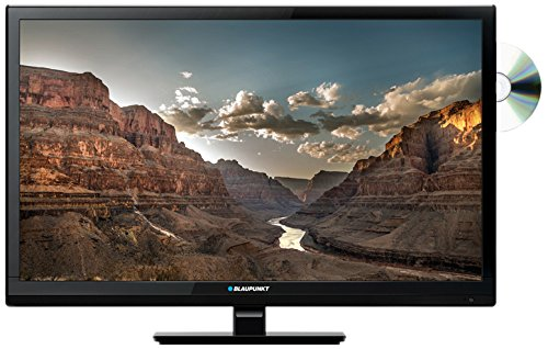 Blaupunkt BLA-236/207O-GB-3B-EGDP-UK 24 Inch HD Ready LED TV with Freeview HD, Built-In DVD Player, 2 x HDMI, Scart, USB Record