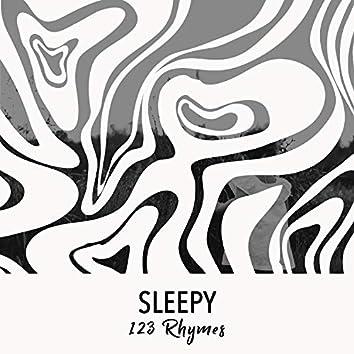 Sleepy 123 Rhymes