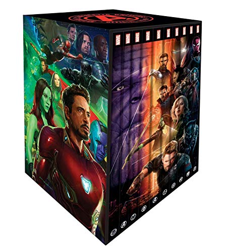 Coffret Marvel Cinematic