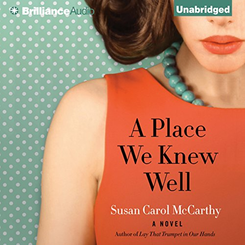 A Place We Knew Well audiobook cover art