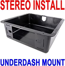 IMP TVC104 Under Dash Mounting kit Car Stereo Single Din Overhead Install Universal Radio