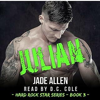 Julian audiobook cover art