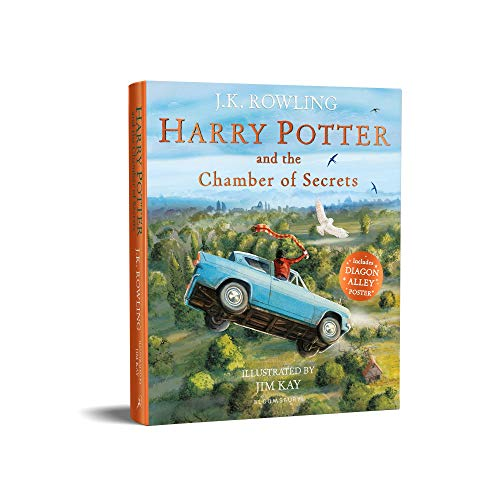 Harry Potter and the Chamber of Secrets: Illustrated Edition: 2