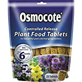 Plant Food Fertilizer Feed Scotts Osmocote Plants Foods Controld Release 25 Tabs