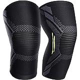 Best Knee Compression Sleeve Runnings - Knee Brace Knee Compression Sleeves MUBYTREE Review