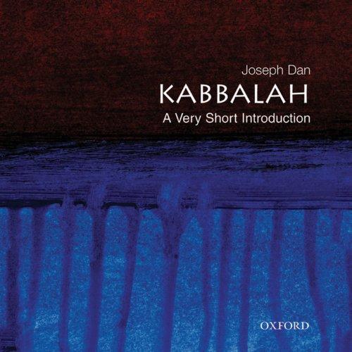 Kabbalah: A Very Short Introduction audiobook cover art