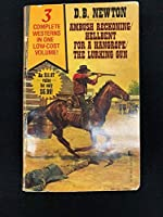 Ambush Reckoning/Hellbent for a Hangrope/the Lurking Gun/3 Complete Westerns in 1 Book 0843935367 Book Cover