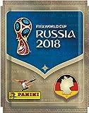 Panini 2018 FIFA World Cup Russia Stickerkollektion - 1 Tüte - Deutsche Ausgabe, 1 Stück