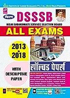 KIRAN'S DSSSB ALL EXAMS 2013-2018 SOLVED PAPER- HINDI(2586)