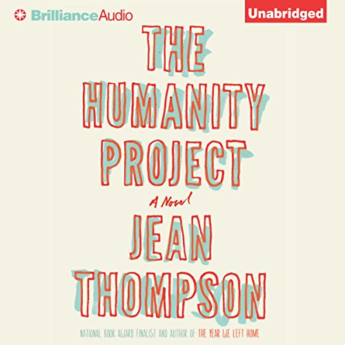 The Humanity Project audiobook cover art