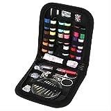 Kits de costura portátil DIY multifunción caja de costura Set para costura de mano bordado hilo de coser accesorios