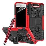 ZTE Blade V8 Phone Case Hybrid Rugged Armor Shockproof