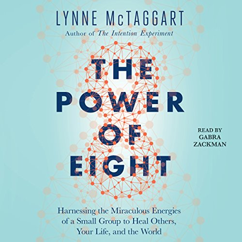 The Power of Eight audiobook cover art