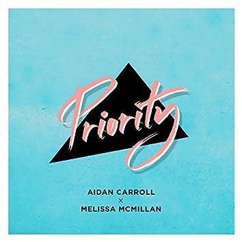 Priority (feat. Melissa McMillan)