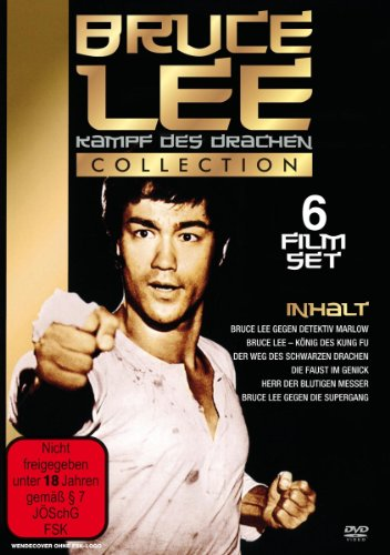 Bruce Lee - Kampf des Drachen Collection [2 DVDs]