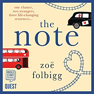 The Note                   De :                                                                                                                                 Zoë Folbigg                               Lu par :                                                                                                                                 Juliette Burton                      Durée : 11 h et 2 min     1 notation     Global 5,0