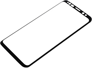 Dolity for Galaxy S9 Screen Protector, Tempered Glass Screen Protector with [9H Hardness][Easy Bubble-Free Installation][A...