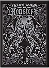 Volos Guide to Monsters - Limited Edition Cover