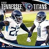 Tennessee Titans 2022 12x12 Team Wall Calendar