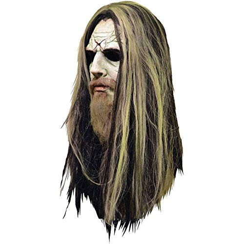 Trick or treat - MAHAL765 - Masque latex adulte rob zombie