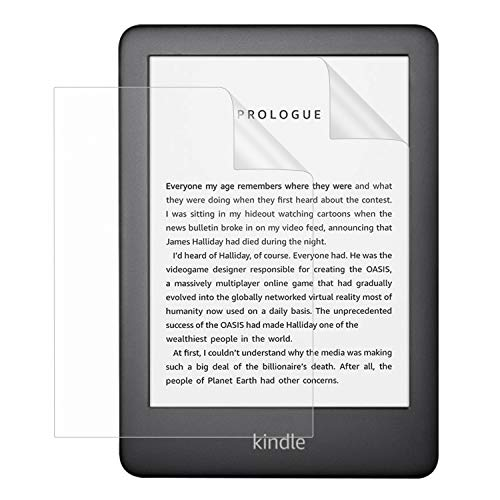 Dadanism Screen Protector Fit All-New Kindle 10th Generation 2019...