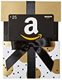Amazon.com $25 Gift Card in a Gold Reveal