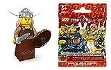 Lego Series 7 Viking Woman Mini Figure
