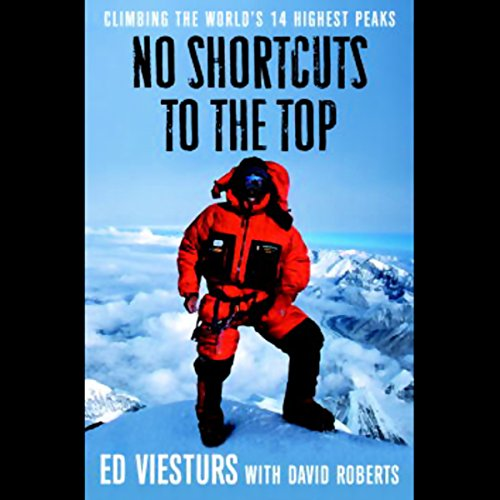 No Shortcuts to the Top audiobook cover art