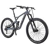 GT Force Aluminio Comp Bicicleta Ciclismo, Adultos Unisex, Gris (Gris), M