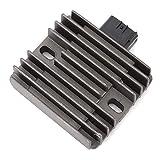Rectificador de controlador de voltaje, accesorios para automóvil Rectificador de regulador de voltaje Accesorio para automóvil Rectificador de 6 pines apto para Kawasaki 900 VN900 Vulcan