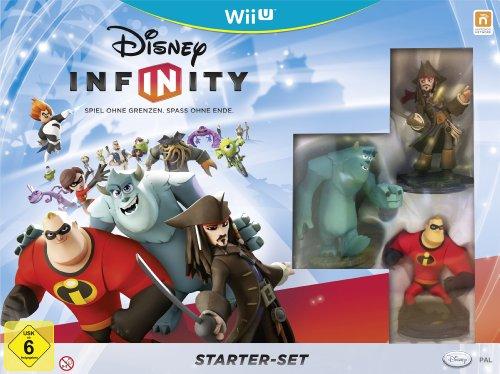 Disney Starter Pack For Nintendo Wii U - Juego (Wii U, Niños, K-A (niños hasta adultos))