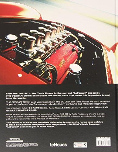 The Ferrari Book (Luxury)