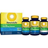 Renew Life Adult Cleanse - Total Body Cleanse for Men & Women - 2-Part, 14-Day Program - Dairy & Soy Free - 140 Vegetarian Capsules - Best Reviews Guide