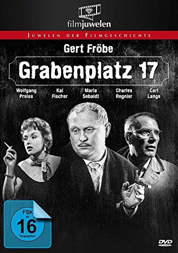 Grabenplatz 17 - mit Gert Fröbe (Filmjuwelen)