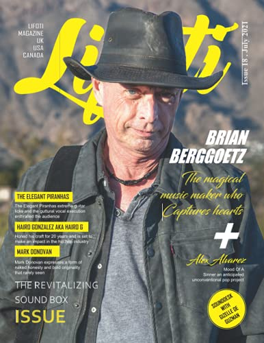Compare Textbook Prices for Lifoti Magazine: Brian Berggoetz Cover Issue 18 July 2021  ISBN 9798534878851 by Magazine, Lifoti