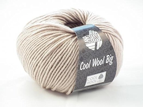 Lana Grossa Cool Wool Big freie Farbwahl (945 - Cappucino)