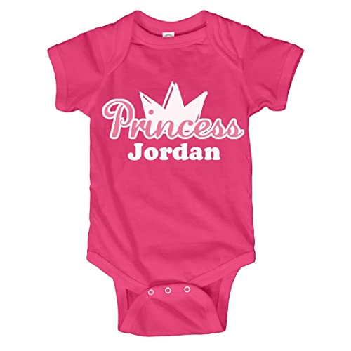 73fb07186ea Princess Jordan Crown Outfit: Infant Bodysuit