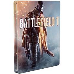 PlayStation 4 Slim (PS4) 1TB - Consola + FIFA 17 + Battlefield 1 + Steelbook (Exclusivo en Amazon): Amazon.es: Videojuegos