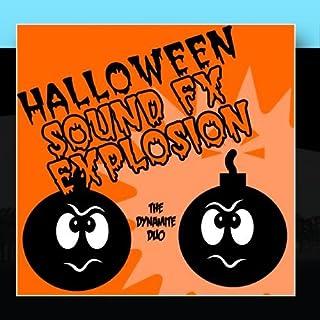 Halloween Sound Fx Explosion