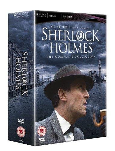 Sherlock Holmes Boxset [Edizione: Regno Unito]