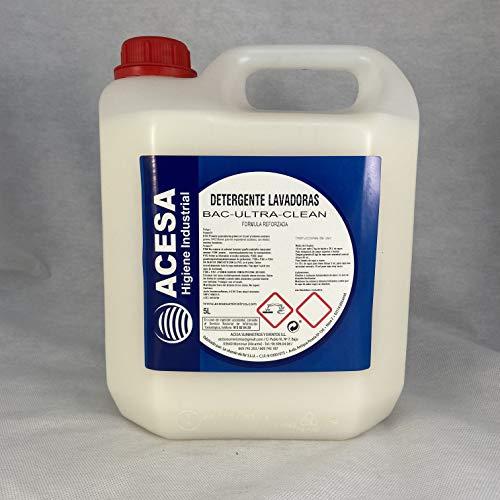 ACESA Detergente Líquido Lavadora Jabón de Marsella. para Prendas de algodón, Lana, Seda y Fibras sintéticas. Respeta Ropa y Colores. Nueva fórmula