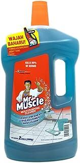 Mr Muscle Multi Purpose Cleaner, Ocean Escape, 2L